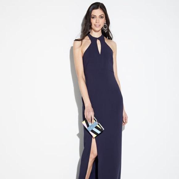 NWT LIKELY navy Elston dress size 6 c3a9dd2a1a0b